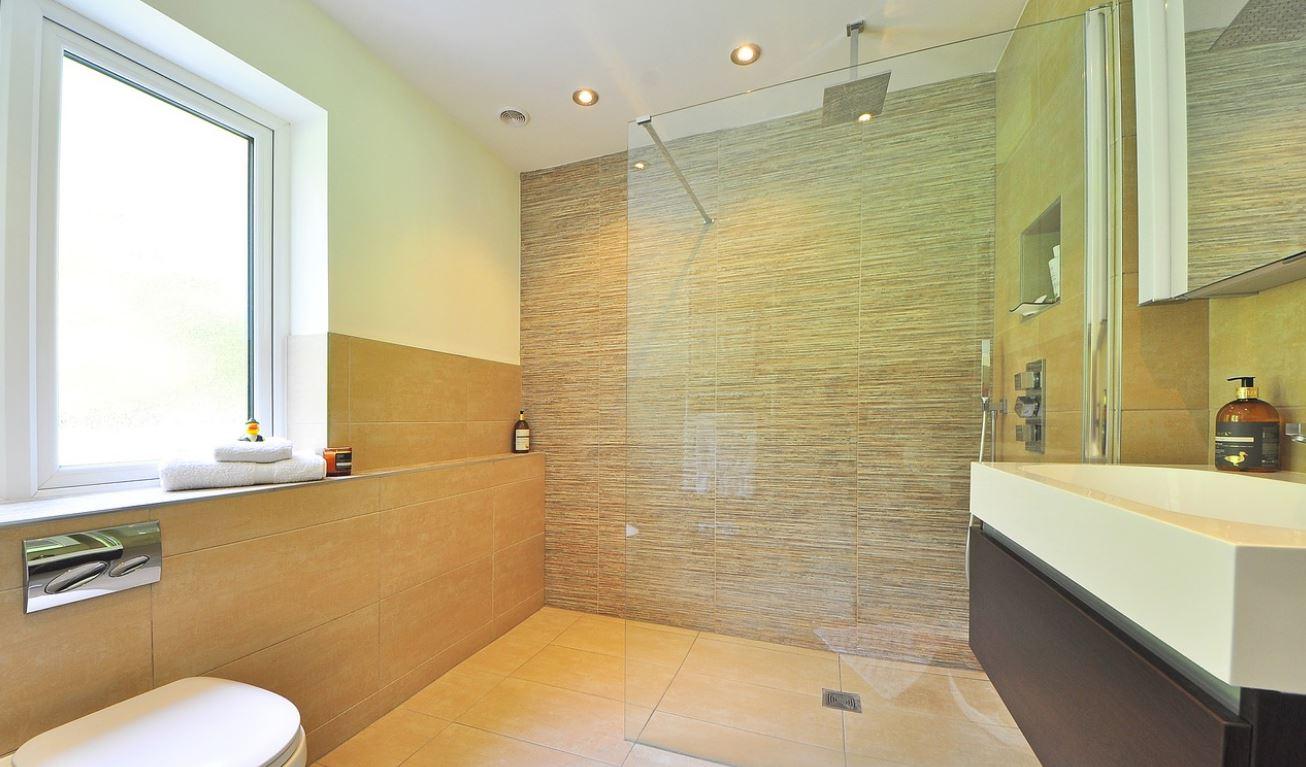 Unien tulkinta kylpyhuone
